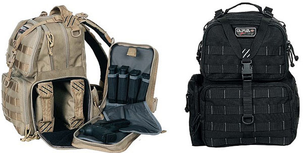 G.P.S. Tactical Range Backpack.