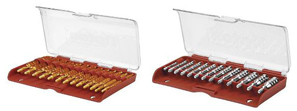 Tipton's Ultra Jag & Bore Brush Set