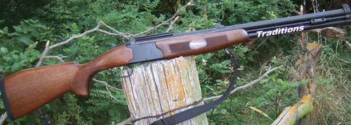 Traditions Express rifle