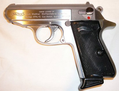 Walther PPK/S .380 ACP