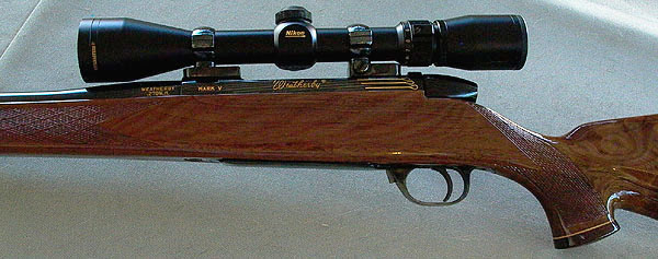 Weatherby Mark V Restored