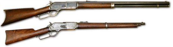Winchester Lever Action Rifle Chronology and History